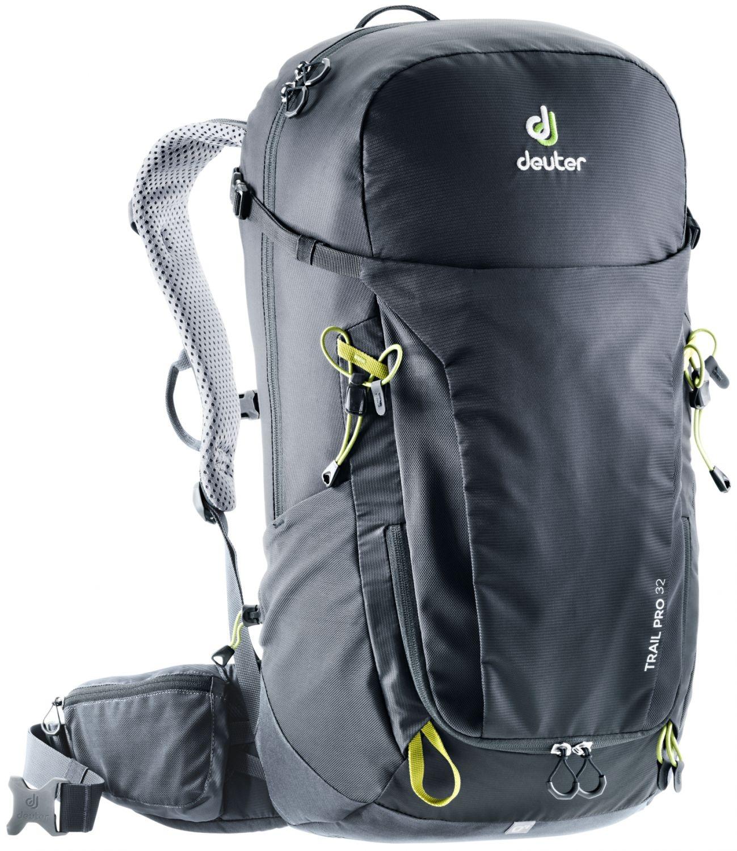 echte Qualität Sortendesign Ausverkauf Deuter Herren Trail Pro 32 Wanderrucksack (Volumen 32 Liter ...