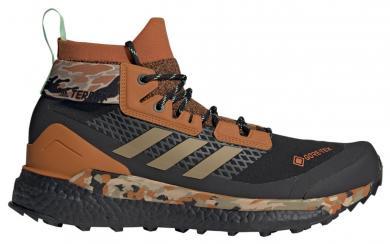Herren Terrex Free Hiker GTX Leichtwanderstiefel