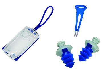 Aqua Sphere Ohrenstöpsel mit Aufbewahrungsbox