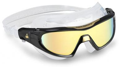 Aqua Sphere Vista Pro Gold-Mirrow Lens Schwimmbrille
