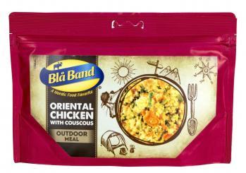 Orientalisches Hühnchen mit Couscous (621 kcal pro Beutel)