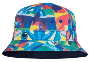 Kinder Bucket Hat Spiros Multi