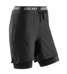 CEP Damen Training 2in1 Shorts