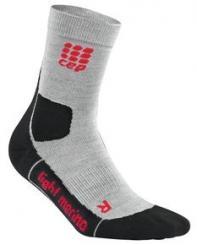 CEP Herren Outdoor Light Merino Mid Cut Wandersocken