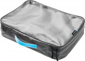 Packing Cube mit beschichtetem Netz oben L