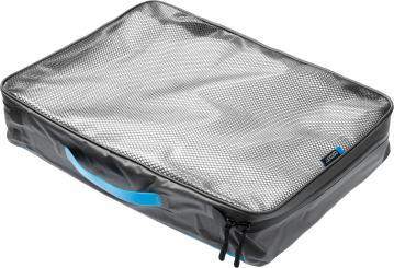Packing Cube mit beschichtetem Netz oben XL