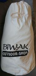 Schlafsack Aufbewahrungsbeutel BIWAK (85 x 35 cm)