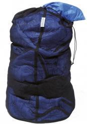 Schlafsack-Aufbewahrungsnetz