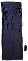 TravelSheet Coolmax Polyester Hüttenschlafsack (Wärmeleistung +4,7°C / Max. Körpergröße 190 cm / Gewicht 0,305kg)
