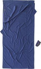 TravelSheet XL ägypt. Baumwolle Hüttenschlafsack (Wärmeleistung +3,9°C / Max. Körpergröße 210cm / Gewicht 0,41kg)