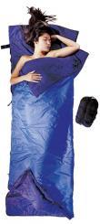 Tropic Traveler Seide regular Schlafsack (Herren bis +10°C / max. Körpergröße 180cm / Gewicht 0,84kg)