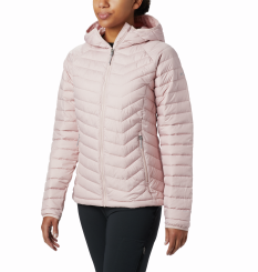 Damen Powder Lite Hooded Jacket