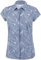 Damen Saturday Trail II Stretch Print Shirt