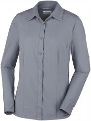 Damen Saturday Trail Stretch LS Shirt