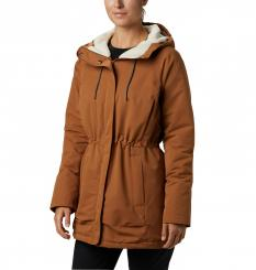 Damen South Canyon Sherpa Lined Jacket