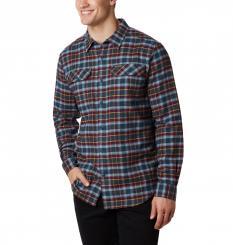 Herren Flare Gun Stretch Flannel Hemd