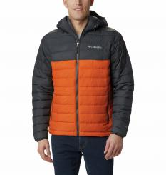 Herren Powder Lite Hooded Isolationsjacke