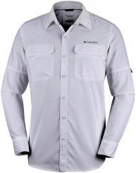 Herren Silver Ridge II LS Shirt (große Größen )