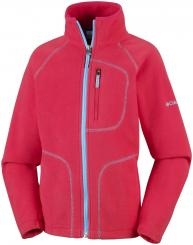 Kinder Fast Trek II Full Zip Fleecejacke