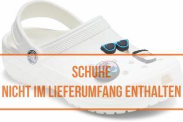 Jibbitz Cool Joe Schuhschmuck (3-Pack)