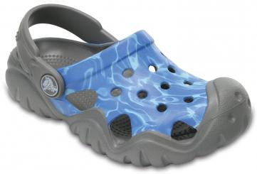 Kinder Swiftwater Graphic Clog
