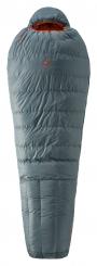 Astro Pro 600 regular Daunenschlafsack (Herren bis -11°C / max. Körpergröße 185cm / Gewicht 1,085kg)