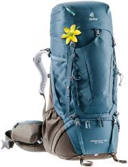 Damen Aircontact PRO 65 + 15 SL Trekkingrucksack (Volumen 65 Liter / Gewicht 3,02kg)