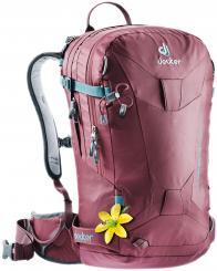 Damen Freerider 24 SL Skitourenrucksack (Volumen 24 Liter / Gewicht 1,22kg)