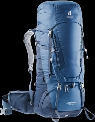 Herren Aircontact 45 + 10 Trekkingrucksack (Volumen 45 + 10 Liter / Gewicht 2,29kg)
