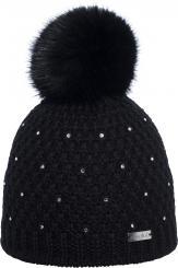 Damen Soraya Crystal Wintermütze
