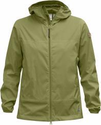 Damen Abisko Windbreaker Jacket