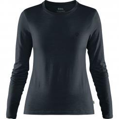 Damen Abisko Wool Langarm Shirt