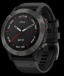 Fenix 6 Pro Sapphire DLC GPS-Smartwatch