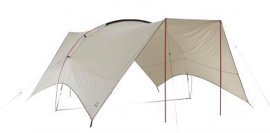 Tahuta Shelter 4 (Maße 5 x 4 m / Gewicht 6,9kg)