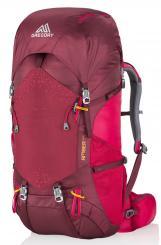Amber Damen 44 Wanderrucksack (Volumen 44 Liter / Gewicht 1,23kg / Rückenlängen von 35,6 bis 50,8cm)