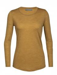 Damen Sphere Long Sleeve Low Crewe