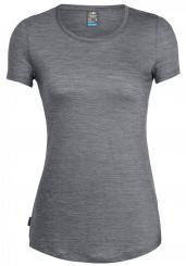 Damen Sphere Rundhals Shirt
