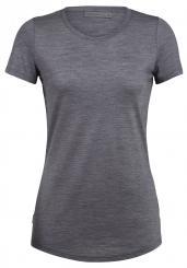 Damen Sphere SS Rundhals Shirt