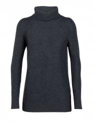 Damen Waypoint Roll Neck Sweater