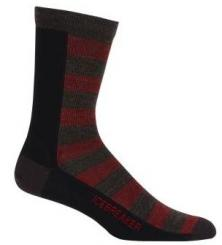 Herren Lifestyle Ultra Light Crew Bisect Socke