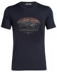 Herren Tech Lite SS Crewe K2 Crest T-Shirt