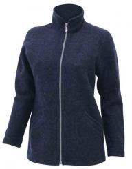 Damen Brodal Long Wolljacke
