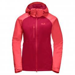 Damen Mount Emin Jacket Wetterschutzjacke