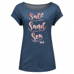 Damen Salt Sand Sea T-Shirt