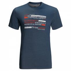 Herren Established In T-Shirt