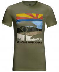 Herren Savannah T-Shirt