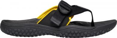 Herren Solr Zehen-Sandale