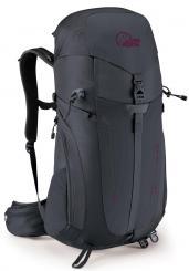 Damen Airzone Trail ND28 Wanderrucksack (Volumen 28 Liter / Gewicht 1,14kg / Rückenlänge von 41cm) grau