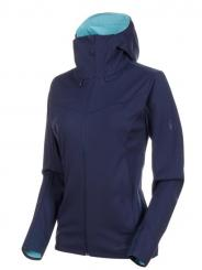 Damen Ultimate V SO Hooded Jacket