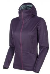 Damen Ultimate V Tour SO Hooded Jacket